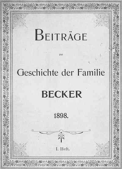 genealogie-becker