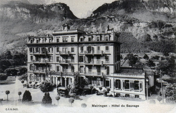 hotelsauvage