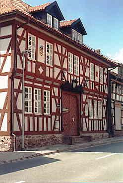 Das Ilfelder Heimatmuseum
