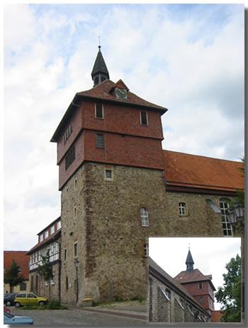 St. Jacobi Schlosskirche in Osterode