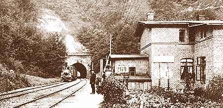 Tunnel nach Ellrich