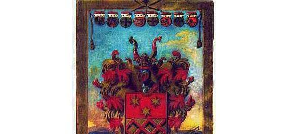 Wappen der Familie Rodbertus
