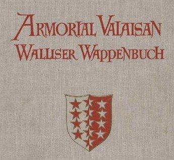 Walliser-Wappenbuch