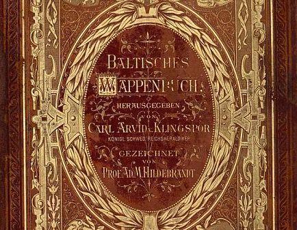 Baltisches-Wappenbuch