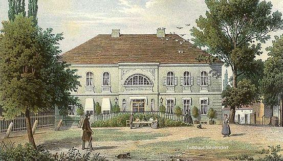 Gutshaus-Sieversdorf