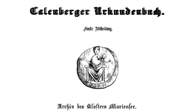 Calenberger-Urkundenbuch