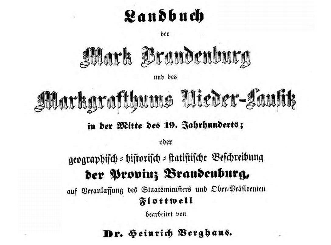 Landbuch