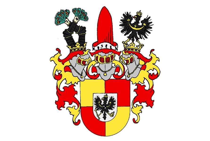 Waldersee-Wappen