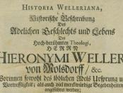 Weller-von-Molsdorf