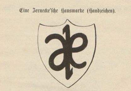 Hausmarke-Zernecke