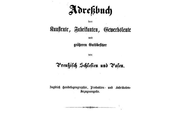 Landesadressbuch
