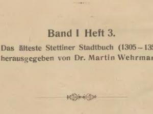 Stadtbuch-Stettin