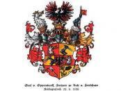Wappen der Grafen von Oppersdorff