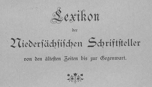 Schriftsteller-Lexikon