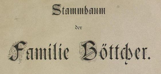 Stammbaum-Boettcher