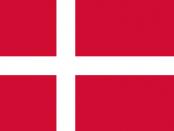 Flagge-Daenemark
