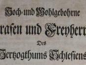 Grafen-Schlesiens