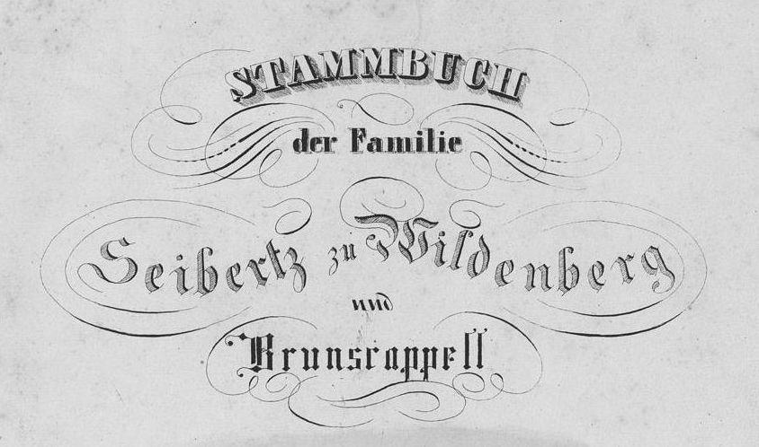 Stammbuch-der-Familie-Seibertz