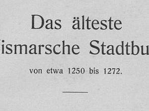 Stadtbuch-Wismar