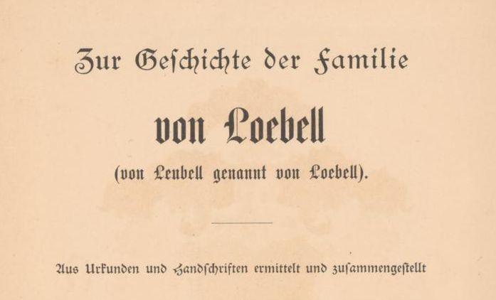 von-Loebell