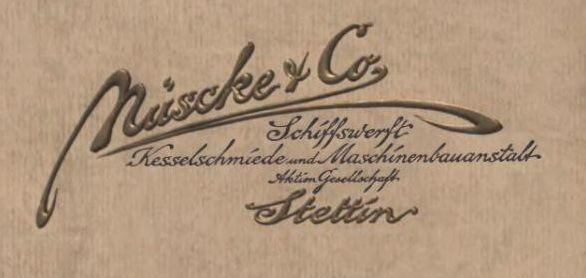 Nuescke-Stettin