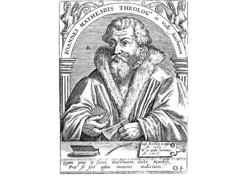 Johannes-Mathesius
