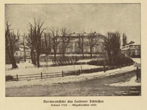 Schloss-Leesen