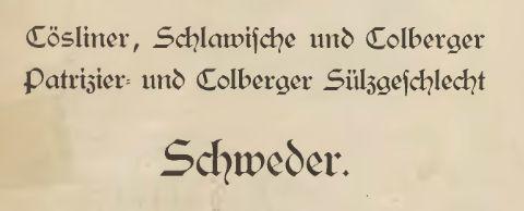 Schweder
