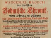 Boehmische-Chronik