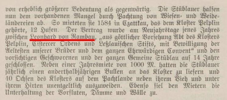 Leonhard-von-Rambau