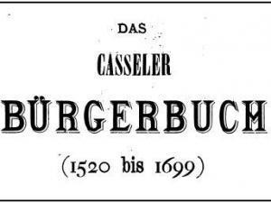 Buergerbuch-Kassel