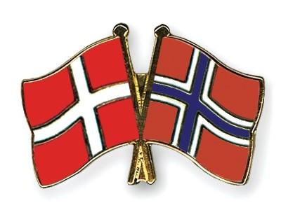 Daenemark-Norwegen