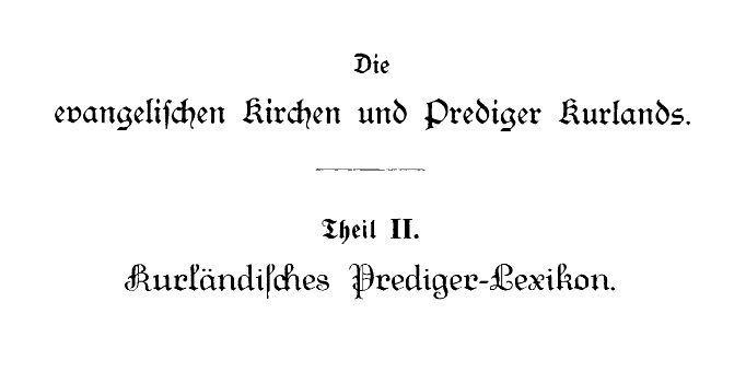 Prediger-Lexikon