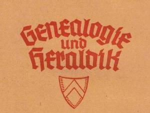 Genealogie&Heraldik