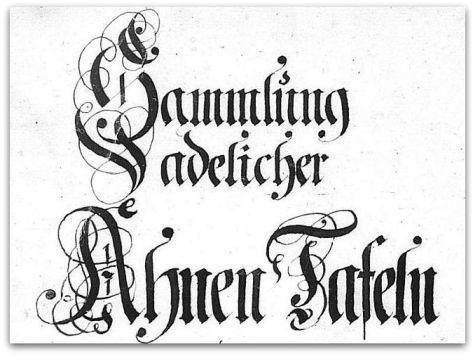 Lindner-Stammtafeln