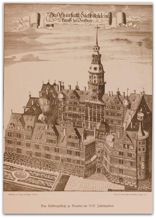 Residenz-in-Dresden