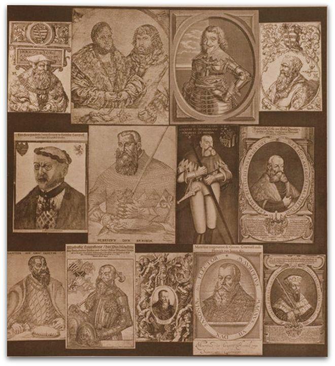 Sächsische-Fürsten