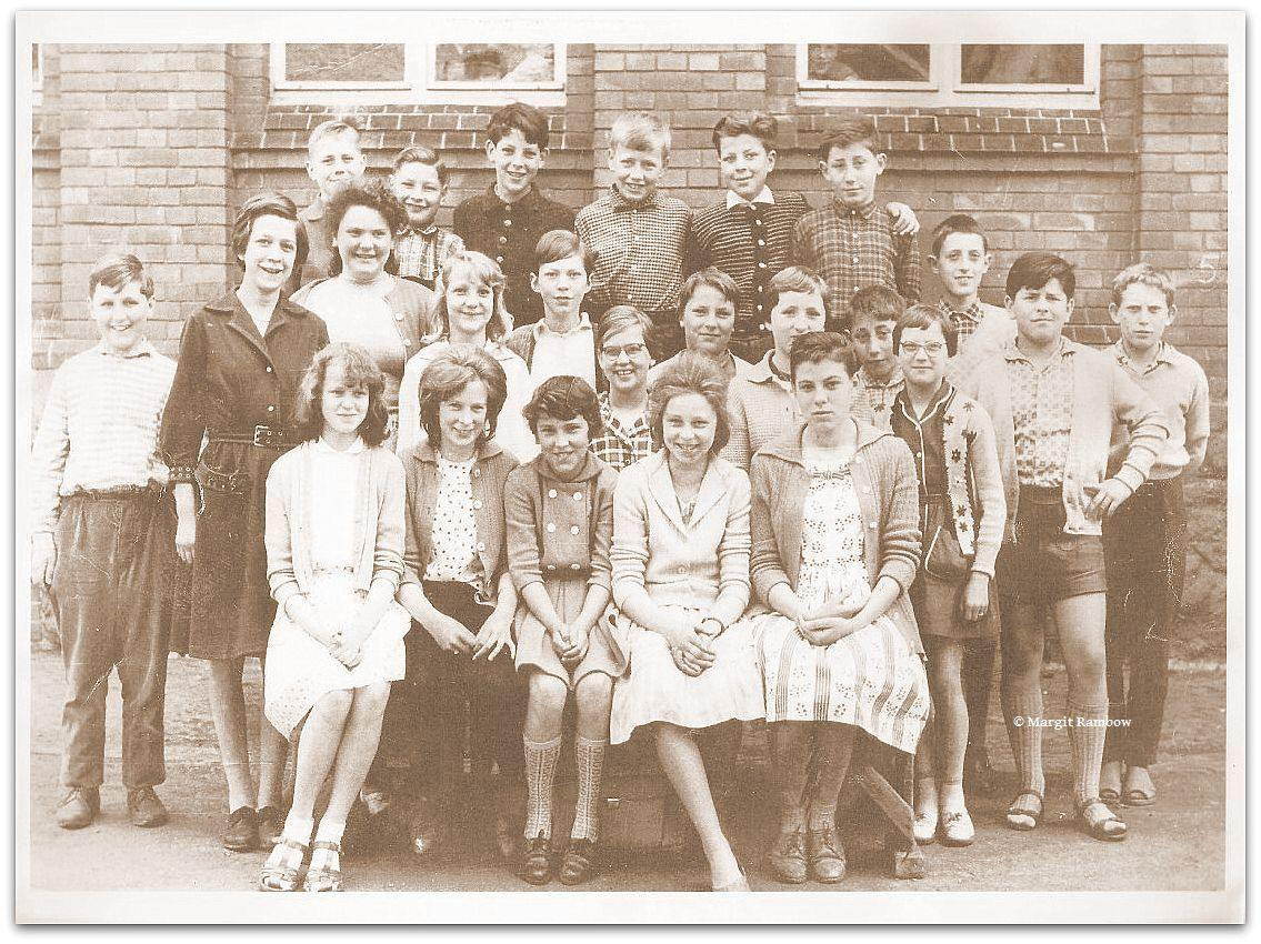 Schulklasse-Ilfeld, Copyright Margit Rambow
