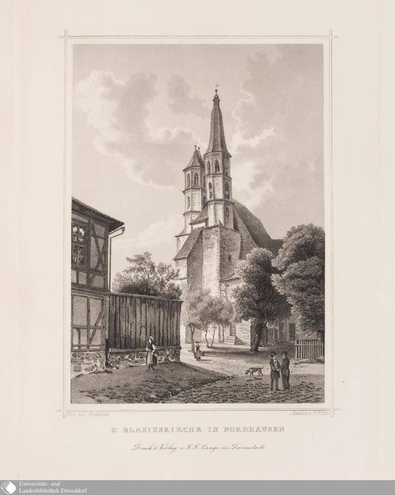 St.Blasius-Kirche-Nordhausen